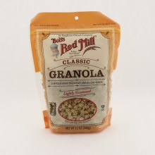 Bobs Red Mill Classic Granola