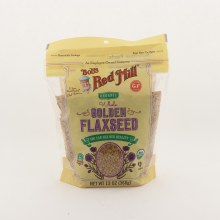 Bobs Red Mill Organic Whole Golden Flaxseed