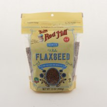 Bobs Red Mill Whole Flaxseed