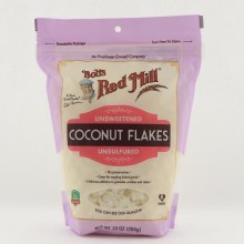 Bobs Red Mill Unsweetened Coconut Flakes