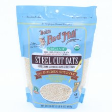 Bobs Mill Organic Steel Cut Oats