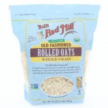 Bobs Organic Rolled Oats