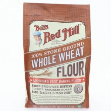 Bobs Whole Stone Ground Flour