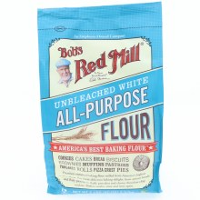 Bobs Red Mill Unb White Flour