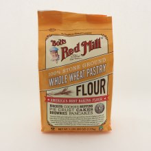 Bobs Red Mill Whl Pastry Flour