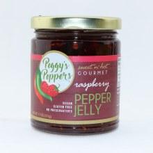 Peggy's Pep Jelly Rasp