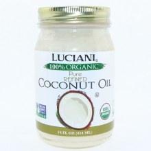 Luciani Refined Coconut Oil
