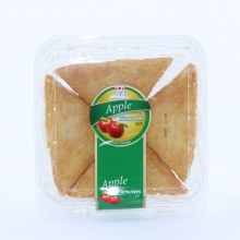 Cafe Valley Apple Turnovers, 4pcs 12 oz