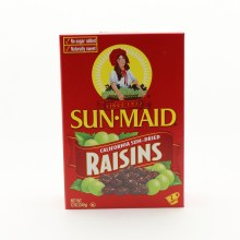 Sunmaid Natural Raisins