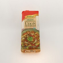Rol udon noodles