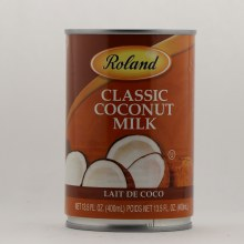 Roland coconut milk 14 oz