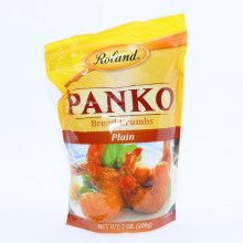 Roland Panko Plain Bread Crumbs  7 oz