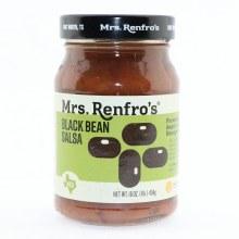 Mrs Renfros Black Bean Salsa