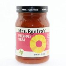 Mrs Renfros Pineapple Salsa