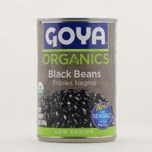Goya Organic Black Beans