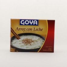 Goya arroz con leche 4.25 oz