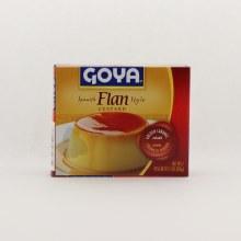 Goya Flan