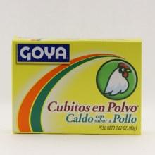 Goya Cubitos Caldo De Pollo