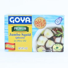 Goya Octopus With Olive Oil