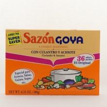 Goya Sazon Jumbo