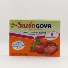 Goya Sazon Cilantro/tomato