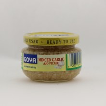 Goya Minced Garlic 4.5 oz