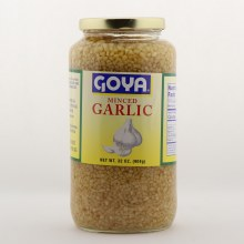 Goya Minced Garlic 32 oz