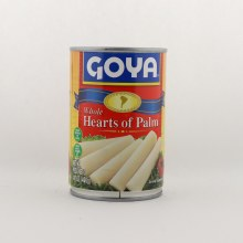 Goya whole hearts of palm 14.1 oz