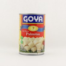 Goya salad cut palm hearts 14.01 oz