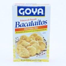 Goya, Bacalaitos, Fish Fritter Mix, 4.5oz 4.5 oz