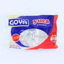 Goya Yuca 18oz, Gluten Free 18 oz