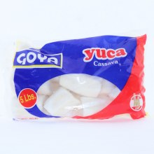 Goya Yuca 5lb bag, Gluten Free 5 lb