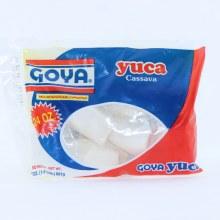 Goya Frozen Yuca, 24oz 24 oz