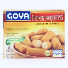 Goya Chicken Croquettes 9.6 oz