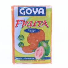 Goya Fruta Frozen Guava Pulp  No Sugar Added  Gluten Free