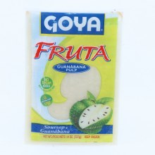 Goya Fruta Frozen Guanabana Pulp  No Sugar Added  Gluten Free