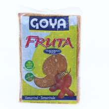 Goya Fruta Frozen Tamarind Pulp  No Sugar Added  Gluten Free