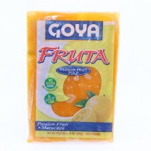 Goya Fruta Frozen Passion Fruit Pulp  No Sugar Added  Gluten Free