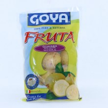 Goya Fruta Frozen Whole Guayaba