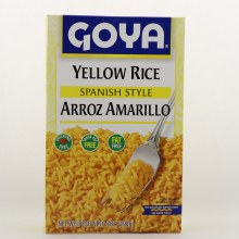Goya Yellow Rice 7 oz