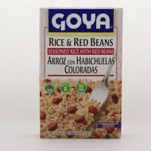 Goya Rice & Red Beans 7 oz