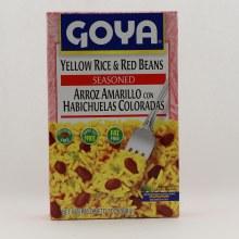 Goya Yellow Rice & Beans 7 oz
