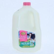 Kemps Fat Free Skim Milk, 1 Gallon 128 oz