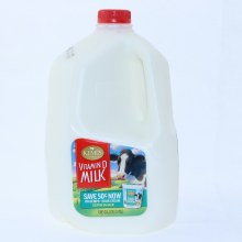 Kemps Vitamin D Milk  1 Gallon  1 gal.