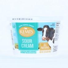 Kemps, Natural Sour Cream, Gluten Free, 16oz 16 oz