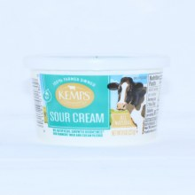 Kemps  Natural Sour Cream  Gluten Free  8oz