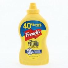 Frenchs Yellow Mustard