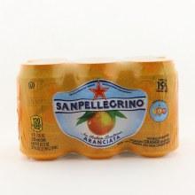 Sanpellegrino aranciata 66.9 oz