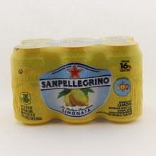 St Pelegrino limonada 66.9 oz