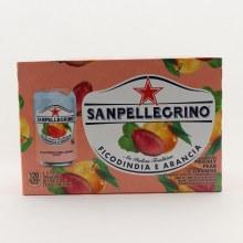 San Pellegrino pear orange 66.9 oz